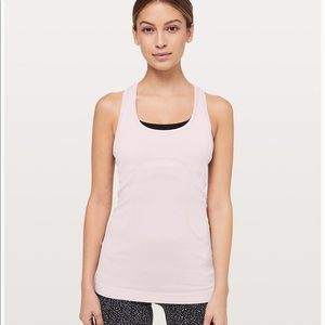 Swiftly racer back tank size 6